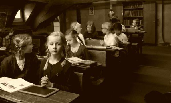 Schule Früher