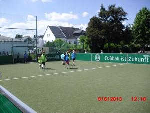DFB-Kleinspielfeld