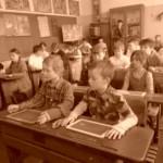 Geschichte am eigenen Leib erleben - im historischen Klassenzimmer