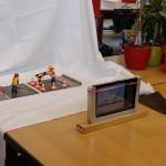 Playmobil-Männchen lernen laufen - dank technischer Tricks