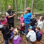 Spielerisch lernen die Kinder viel über Nachhaltigkeit