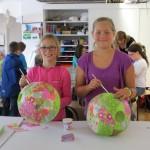 Nach der Städtetour kreativ werden - im Museum Simeonstift kein Problem