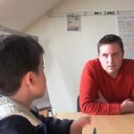 Jugendpfleger Dirk Marmann im Interview