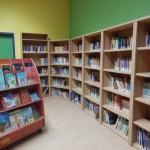 Viele Bücher warten auf die Leseratten vom Bodenländchen