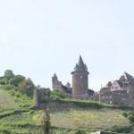 Imposante Unterkunft: Drei Tage (er)leben auf der Burg