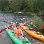 Gemeinsam in einem Boot sitzen - dabei zeigen sich die wahren Stärken