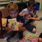 Jagd auf den Bücherschatz