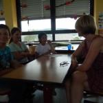 Im Interview mit Frau Roths