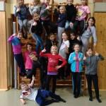 Alle Turner/innen der Grundschule am Bodenländchen auf einen Blick