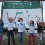 Fünf Freunde auf Klima-Abenteuerreise
