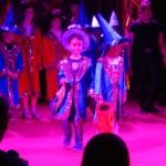 Zirkus Lollipop bietet eine bute Mischung mit den Kindern als Hauptakteure!