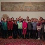 Stolze Preisträger/innen im Rathaus